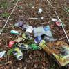 2,500 bottles stranded on the shore