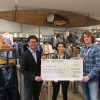 FatFace shoppers raise £348 for Thames21 via Thanks for Giving campaign