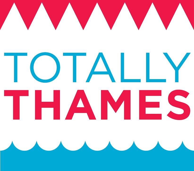 Totally Thames logo coloured