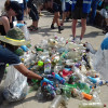 Thames21 finds a record 1,300 bottles on one site in one day, in Thamesmead