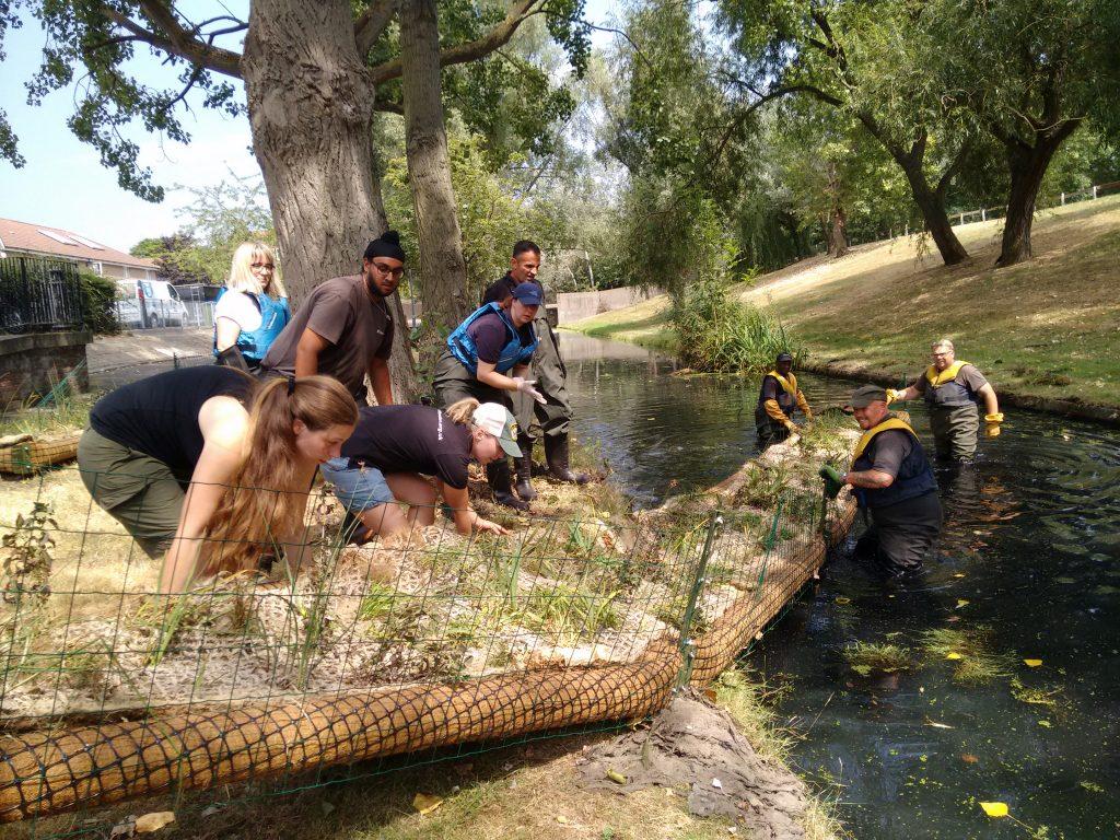 Floating ecoystems