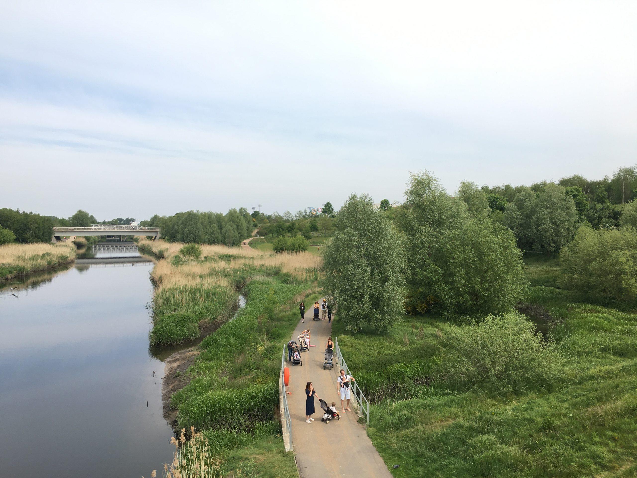 Explore river restorations
